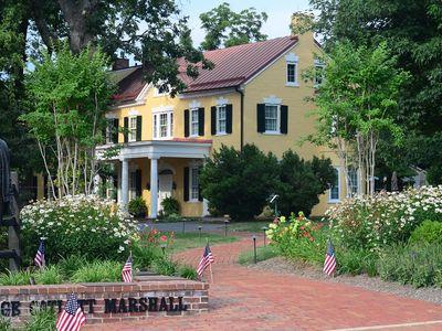 George C. Marshall's Dodona Manor