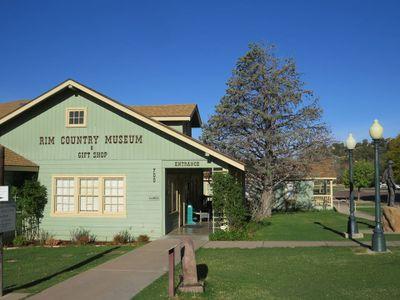Rim Country Museum & Zane Grey Cabin