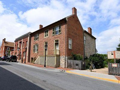 The Jackson House Museum