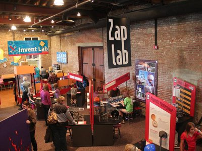 The Works: Ohio Center for History, Art & Technology