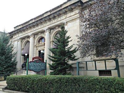 Venango Museum of Art, Science and Industry