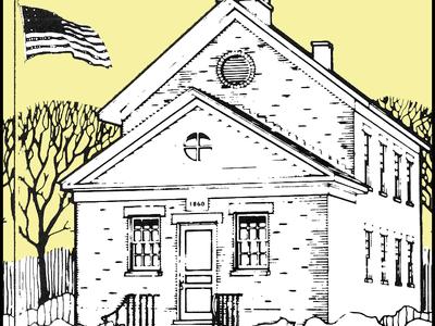 Red Brick Schoolhouse Museum aka Mount Vernon School